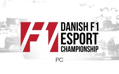DANISH F1 ESPORT CHAMPIONSHIP