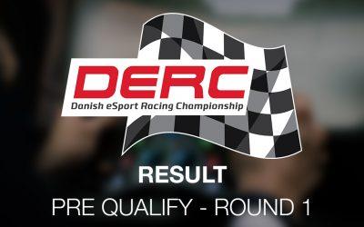 DERC Round 1 – Pre Qualify